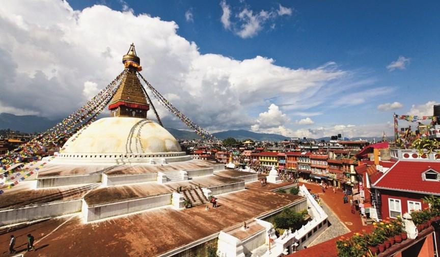 Nepal Natural Scene